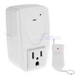 Wholesale Wireless Switch Sockets - Wholesale- US Plug Digital Wireless Remote Control Power System Outlet Socket Switch 110V
