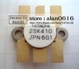 Wholesale Fet Amplifiers - 2SK410 K410 - Silicon N-Channel MOS FET (HF VHF power amplifier)