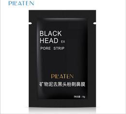 2019 masque noir d'aspiration PILATEN Facial Minéraux Conk Nose Blackhead Remover Masque Masque Facial Nose Blackhead Cleaner