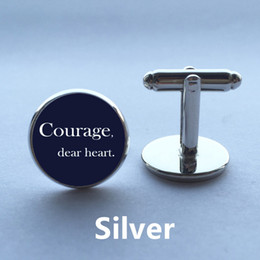 Shop easter gifts for husband uk easter gifts for husband free courage dear heart cs lewis lucy pevensie narnia quo cufflinks gifts for men gift for dad gift for husband fathers day gift negle Image collections