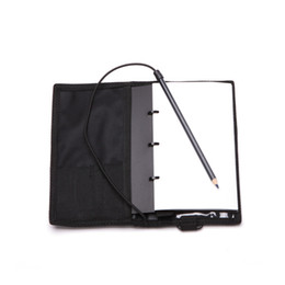 Wholesale Tablet Notebook Pads - Wholesale- Submersible underwater writing pad underwater notepad notebook submersible tablet waterproof book diary Diving equipment