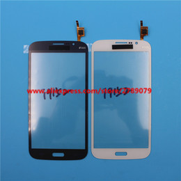 Wholesale Galaxy Mini Lcd - High quality touch screen digitizer lcd glass for Samsung Galaxy Mega 5.8 i9150 i9152 GT-i9150 GT-i9152 free shipping