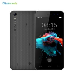 """Wholesale 3g Android Gestures - Homtom HT16  HT16 Pro Android 6.0 5.0"""" 3G 4G Smartphone MTK6580 Quad Core 1GB+8GB Wakeup Gesture GPS Dual SIM 3000mAh Cellphone"""