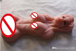 Wholesale Sex Doll Oral Woman - 10KG 3D Full Silicone Sex Doll Head Realistic Full Soild Love Doll with Real Skelecton Sexy Body with Vagina Anus Oral Sex Dolls FOR men