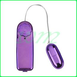 Wholesale Clitoris Vibrator Mini - Mini Bullet Vibrator Clitoris Nipple Stimulator Massager Jump Eggs Anal Sex Toys Sex Products For Femal Masturbate