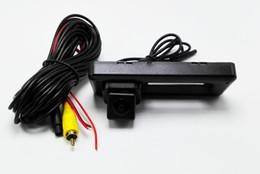 Wholesale Renault Camera - Trunk handle camera for Renault KOLEOS HD 600TVL car rear view camera Night vision waterproof