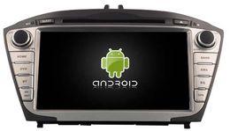 Wholesale Hyundai Ix35 Dvd Gps - Navirider 2GB RAM QUAD CORE Android6.0 Car DVD player for Hyundai ix35 Tucson 2009-2015 video radio stereo headunit GPS navi 4g lite tape