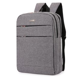 Wholesale Macbook Pro 17 New - New Arrivals Men Backpack For 17inches Laptop Backpack Large Capacity Casual Style Bag Water Repellent Backpack