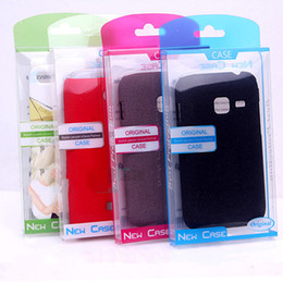 Wholesale Galaxy S3 Pack - Retail Packaging Plastic Package Box Empty Packing Packaging Crystal PVC for iPhone Samsung Galaxy S3 S4 Mini Phone Case Cover