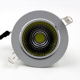 Wholesale Downlight Cob 5w - COB LED Downlight 3W 5W 7W 10W 12W 15W 20W 24W DC 12V Aluminum Spot Recessed LED Downlight with 3000K & 6000K