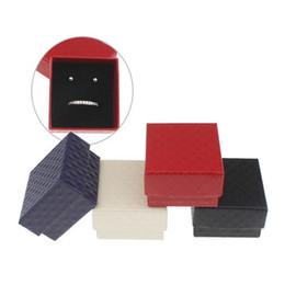 XS ciel et terre couverture boîtes haute qualité anneau boucles d'oreilles petite boîte d'emballage de bijoux 5 CM * 5 CM * 3 CM BZH006 ? partir de fabricateur