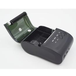 Wholesale Pos Receipt Printer Bluetooth - TP-B4 High speed USB pos thermal printer handheld 58mm thermal bluetooth receipt printer