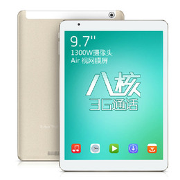 Wholesale teclast android - Wholesale- Teclast P98 3G Octa Core MTK8392 Tablet PC Retina 9.7inch 2048x1536 Dual Camera 13.0MP Android 4.4 GPS WCDMA Phone Call 2GB 16GB
