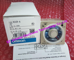Wholesale Omron Power Relay - 100%New and original H3CR-A 24-48VAC 12-48VDC OMRON Time relay, Time calculator,Solid state timer