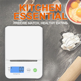 Wholesale Oval Display - Kitchen scales weight LCD display accurate Portable LCD Digital Electronic Digital Pocket Scale Jewelry Weight Electronic Balance Scale