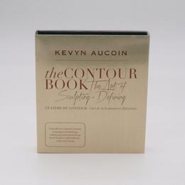 Wholesale Books Oils - New arrival Makeup Kevyn Aucoin Contour Book High light & Shadow palette Kevyn Aucoin Contour Eyeshadow Palette with the code Free DHL