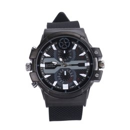 H dvr watch онлайн-Качество супер датчик изображения Н. 264 носимых с 1296p HD-качестве 1080p наручные часы Mini DV видео камера DVR с 8 ГБ/16 ГБ/32 ГБ/64 ГБ опционально
