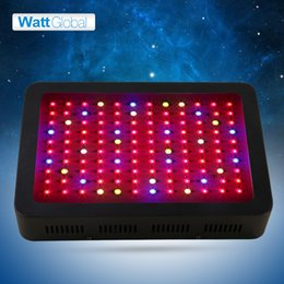 Wholesale Green Tomatoes Seed - LED Grow Light 360W red blue green 120 x 3W Chip LED Plant Grow Light for Hydroponics Indoor Plant Flowering tomatoes seeds