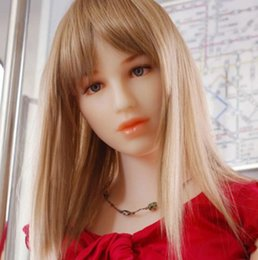 Wholesale Solid Silicone Actress Doll - Sexy love doll japanese real silicone sex doll realistic vagina life size male sex dolls av actress lifelike sex toys for men