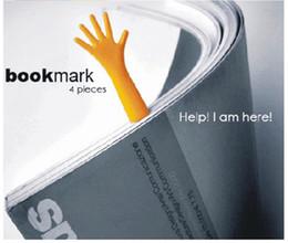 favoritos engraçados Desconto Presente de casamento 100 pc = 25 conjunto Me ajuda, eu estou aqui engraçado Bookmarks Bookmark Marcas Livro Promotioanl Presentes 95E