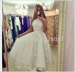 Wholesale Women S Pageant Dresses - 2017 Lace Women Ladies Sleveless Embroidered Chiffon Bridesmaid Dress Long Party Pageant Wedding Formal Summer Dresses