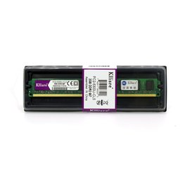 Wholesale Ddr2 2gb Ram For Desktop - DDR2 2GB 800 memory for Desktop RAM non-ECC (INTEL & AMD) System High Compatible