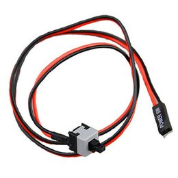 Wholesale Pc Power Switch Cable - 10 pcs ATX PC Computer Motherboard Power Cable Switch On Off Reset Button Computer Replacement F19886