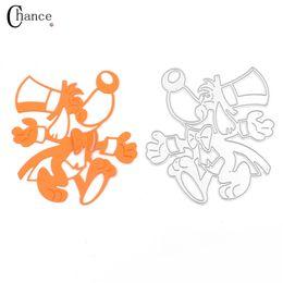 Wholesale Stencil Paper Maker - Cartoon Scrapbook DIY album Card Paper Card Maker Metal Die Cut Stencil Decoration dies Craft Cutting Dies Template