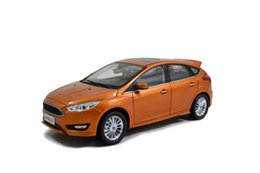 Wholesale New Focus Car - Brand New Alloy Diecast Model Car for Ford FOCUS 2015 Scale 1:18 Open Doors Retail and Wholesale By Paudimodel