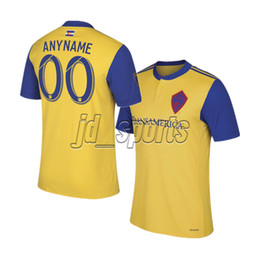 Wholesale Rapid Kit - 2017-18 Colorados Rapids Futbol Camisa Aigner Doyle Gashi Soccer Jerseys Football Camisetas Shirt Kit Maillot Mls
