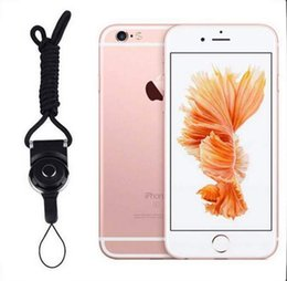 Wholesale Neck Lanyards Pass Holder - Neck Cell Phone Mobile Chain Strap Camera Straps Keychain Charm Cords DIY Hang Rope Lariat Lanyard for ID Pass Card MP3 smartphone Holder