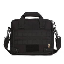 Wholesale Tablet Ipad Pink - Wholesale-Waterproof Man Bags Messenger Bag For iPAD 10-inch Tablet Computer Shoulder Bag