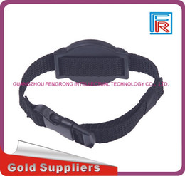 Wholesale Rfid Timing Systems - 100pcs lot Nylon uhf Wristband gen2 passive epc adjustable rfid Bracelet for racing timing system NL3