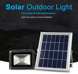 Wholesale 6v Remote Control - Waterproof Ip65 Newest Ultra Bright 10W 30W 50W 100WOutdoor Household Remote Control Solar Power LED Street Light Street Wall Lamp Floodligh