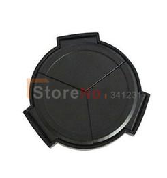 Wholesale Lens Cap Lumix - Wholesale-Auto Self-Retaining Open & Close Lens Cap Cover for PANAS&NIC Lumix DMC-LX7 LX7 LX-7