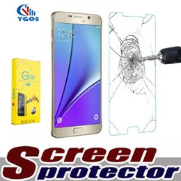 Wholesale Glass Screen S3 Iphone - 9H 0.3mm Tempered Glass For samsung galaxy S3 S4 S5 Anti Shatter Screen Protector protective Film G350 G360 G530 Grand Prime
