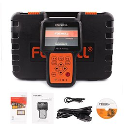 Wholesale Abs Airbag Scanner Tools - Original Foxwell NT630 AutoMaster Pro ABS Airbag Reset Scan Tool Air Bag Crash Data Reset Car Diagnostic Scanner
