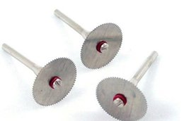 Wholesale Rotary Saws - 5pcs set 32mm Metal Cutting Disc Dremel Rotary Tool Circular Saw Blade Dremel Cutting Tools for Woodworking Tool Cut Off