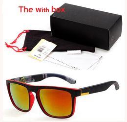 Wholesale Classic Frame - Quick Fashion The Ferris Sunglasses Men Sport Outdoor Eyewear Classic Sun glasses with box Oculos de sol gafas lentes