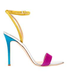 01249f3156df53 Zandina New Arrival Best Selling Womens Handmade D orsay Ankle Strap High  Heel Summer Sandals Shoes Muilt