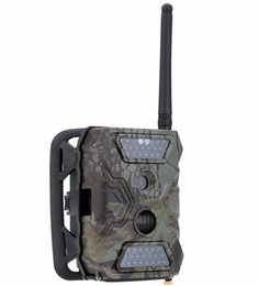 Wholesale Hunting Camera Email Mms - 12MP GPRS EMAIL MMS SMS Hunting Trail Camera Scouting Camera S680M