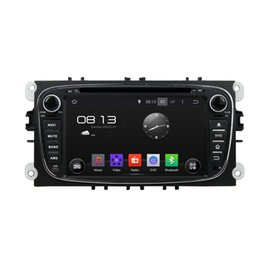 Wholesale Dvd Gps Ford Mondeo - Fit for Ford Mondeo Tourneo Connect Transit Connect  S-max 2007-2010 Android 5.1.1 OS 1024*600 HD car dvd player gps radio 3G wifi BT dvr