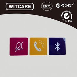 Wholesale nfc s4 - Wholesale- Free shipping (3 pcs lot) Ntag213 13.56mhz NFC Tag for Samsung Note3 Galaxy S5 S4 Nokia Sony Xperia LG HTC Nexus4