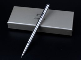 Wholesale Office Vector - New IM Calligraphy Vector Steel Chrome Trim CT Black Ink Pen Nib 0.5mm Not Boxed