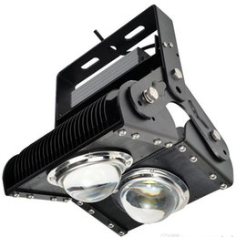 Wholesale Projects Sales - Factory sales finned radiator LED High power COB Floodlight 100W water proof spotlights AC85-265V high-pole floodlight project lamp LLFA