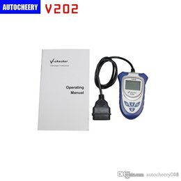 Wholesale Pro Checker - 2017 High-quality V-Checker V202 VAG PRO With CAN BUS