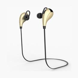 Handsfree Bluetooth 4.1 гарнитура стерео наушники спортивные наушники для iphone / Samsung / HTC / LG от Поставщики bluetooth 4.1 наушники