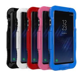 cassa impermeabile brandnew del telefono Sconti Caso impermeabile brandnew 2017 del telefono mobile anti-goccia per Samsung Galaxy s8 s8 plus