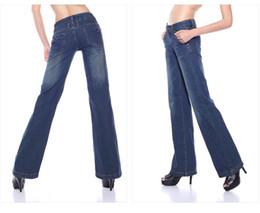 Wholesale Designer Pants For Lady - 2017 Spring Womens High Quality Blue Boyfriend Jeans For Women Ladies Best Designer Low Rise Denim Jeans Casual Fashion Long Pants