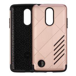 Wholesale Heavy Duty Mobile - Armor Protective Mobile Phone Case For LG LV3 MS210 Aristo Heavy Duty Heat Transfer TPU PC Hybrid Phone Case For LG LV3 MS210 Aristo